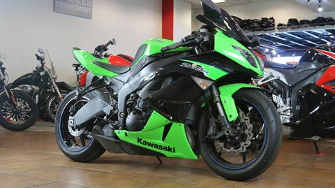 2012 Kawasaki Ninja® ZX™-6R in Pinellas Park, Florida - Photo 2