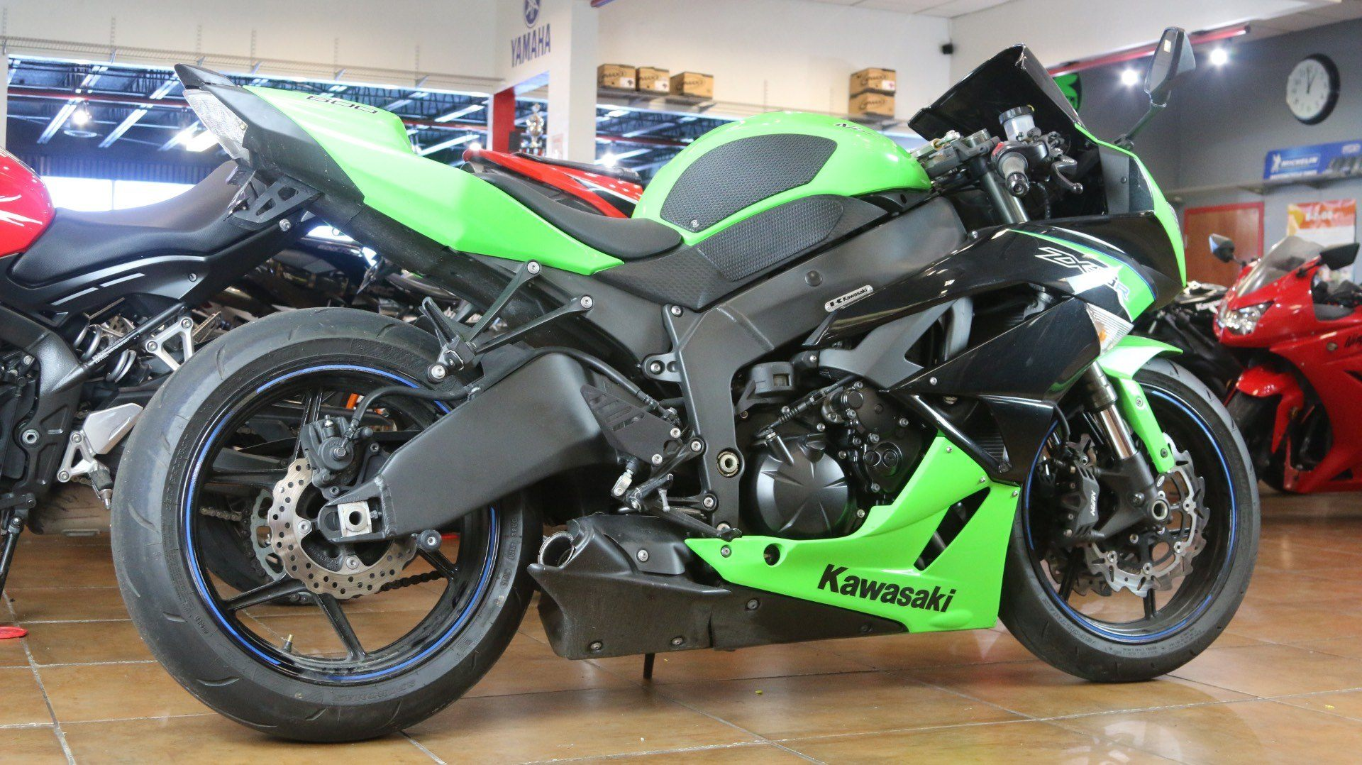 2012 Kawasaki Ninja® ZX™-6R in Pinellas Park, Florida - Photo 3