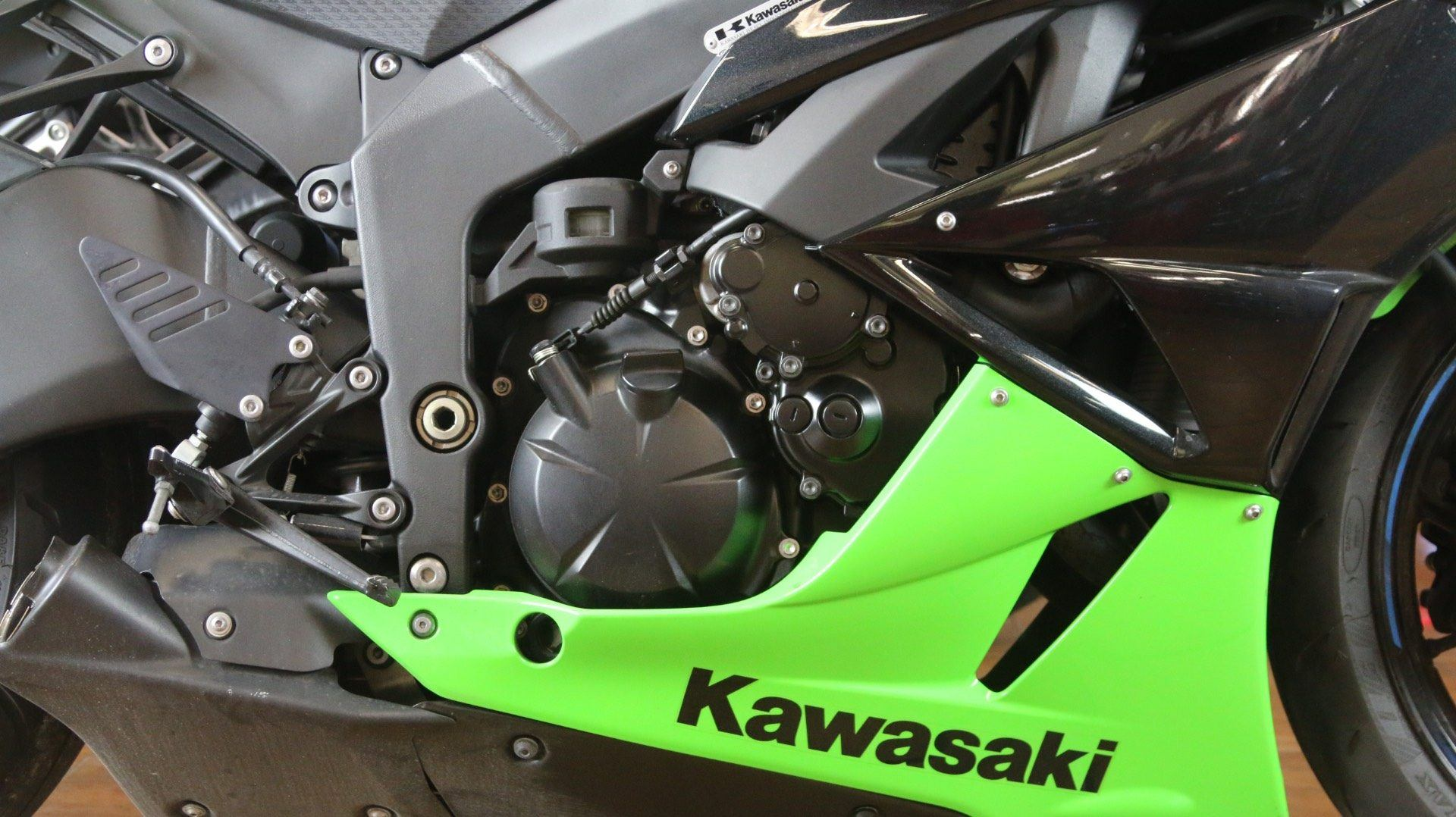 2012 Kawasaki Ninja® ZX™-6R in Pinellas Park, Florida - Photo 5