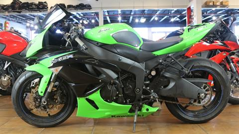 2012 Kawasaki Ninja® ZX™-6R in Pinellas Park, Florida - Photo 10