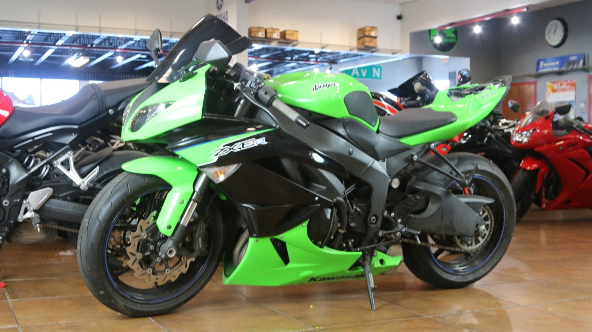 2012 Kawasaki Ninja® ZX™-6R in Pinellas Park, Florida - Photo 11