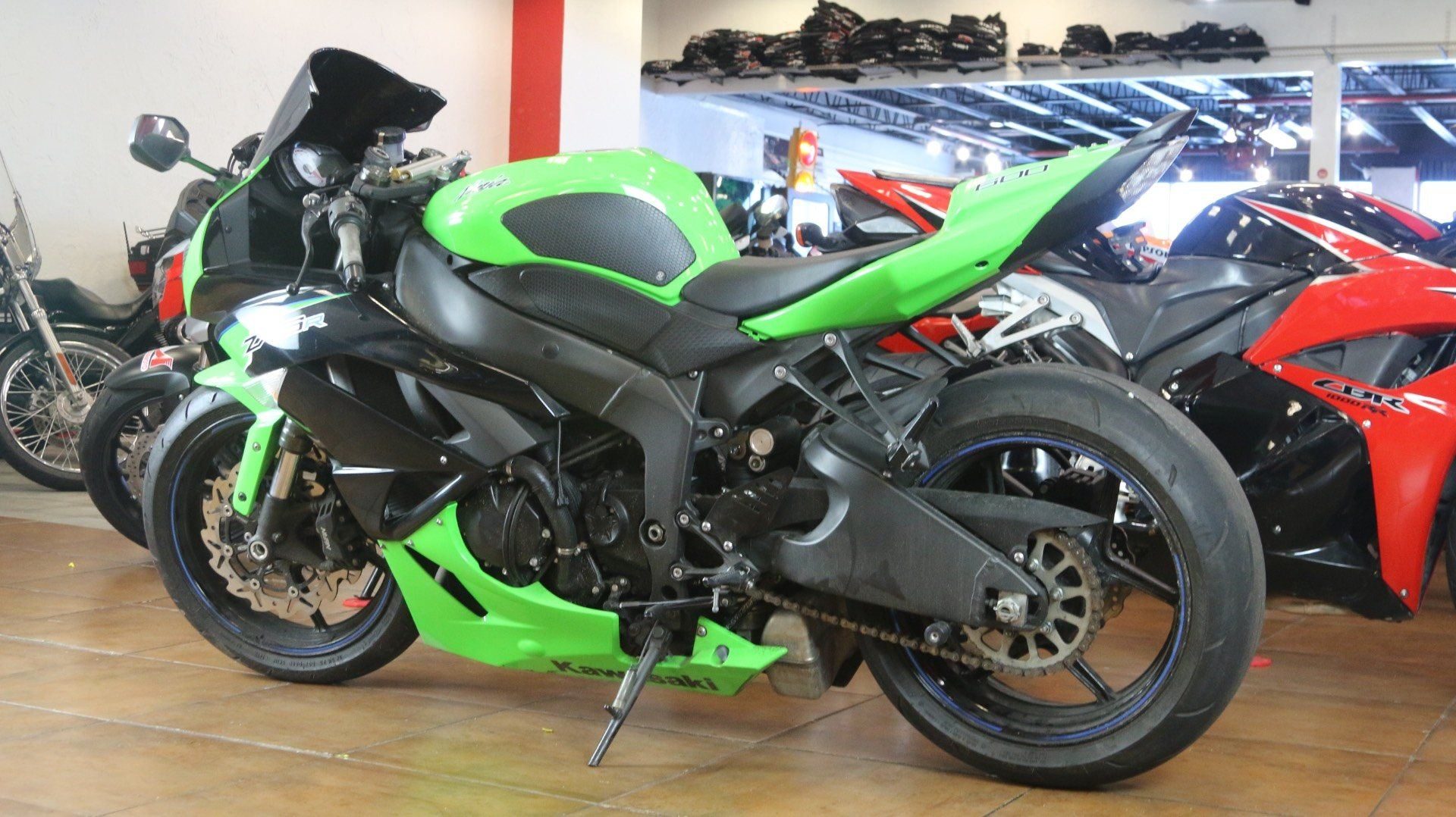 2012 Kawasaki Ninja® ZX™-6R in Pinellas Park, Florida - Photo 12