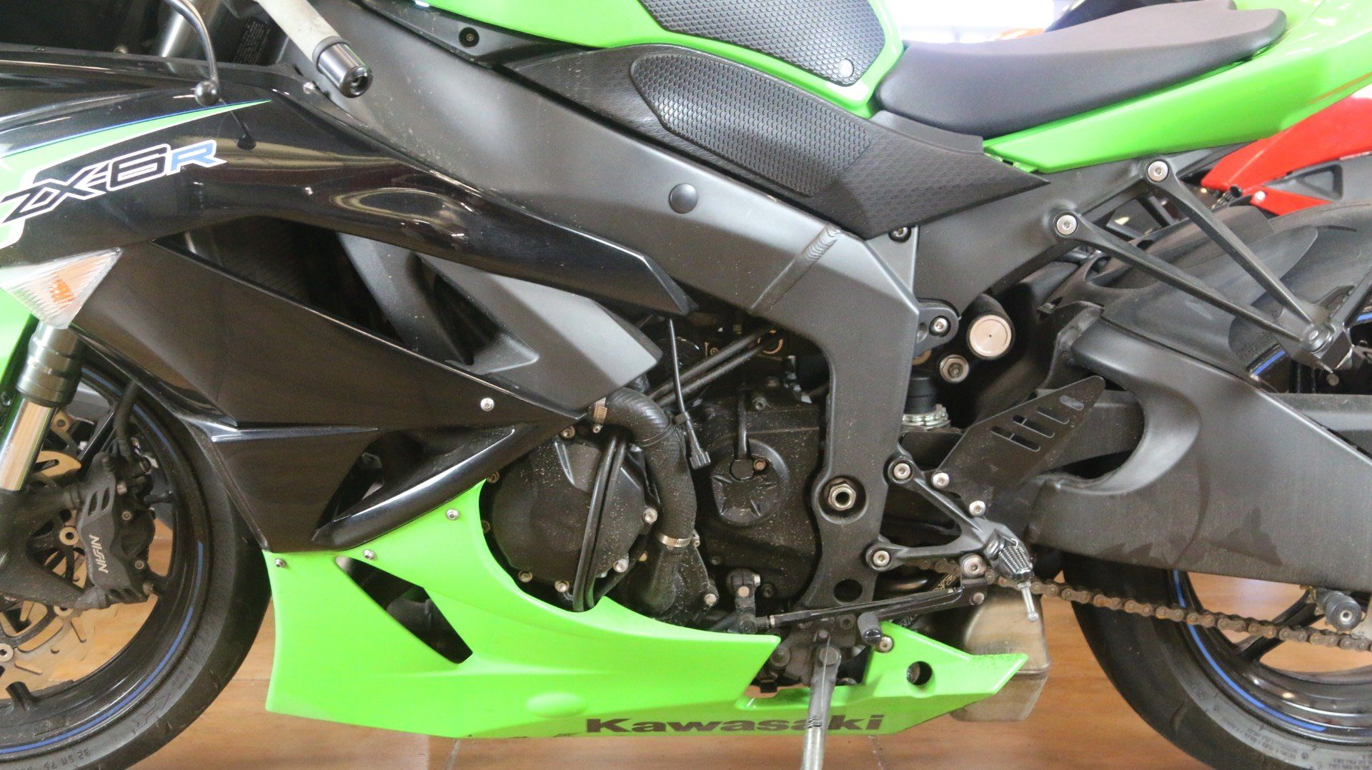 2012 Kawasaki Ninja® ZX™-6R in Pinellas Park, Florida - Photo 14