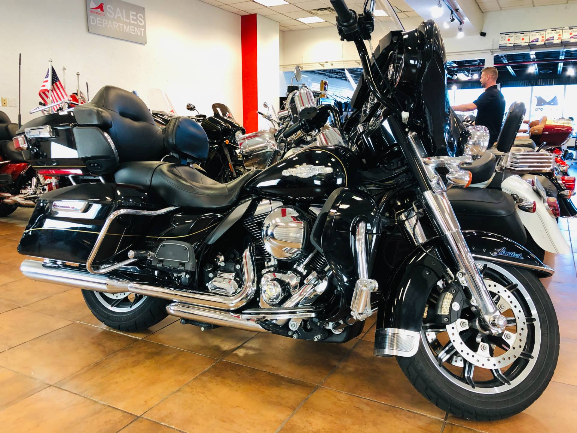 2014 Harley-Davidson Ultra Limited in Pinellas Park, Florida - Photo 3