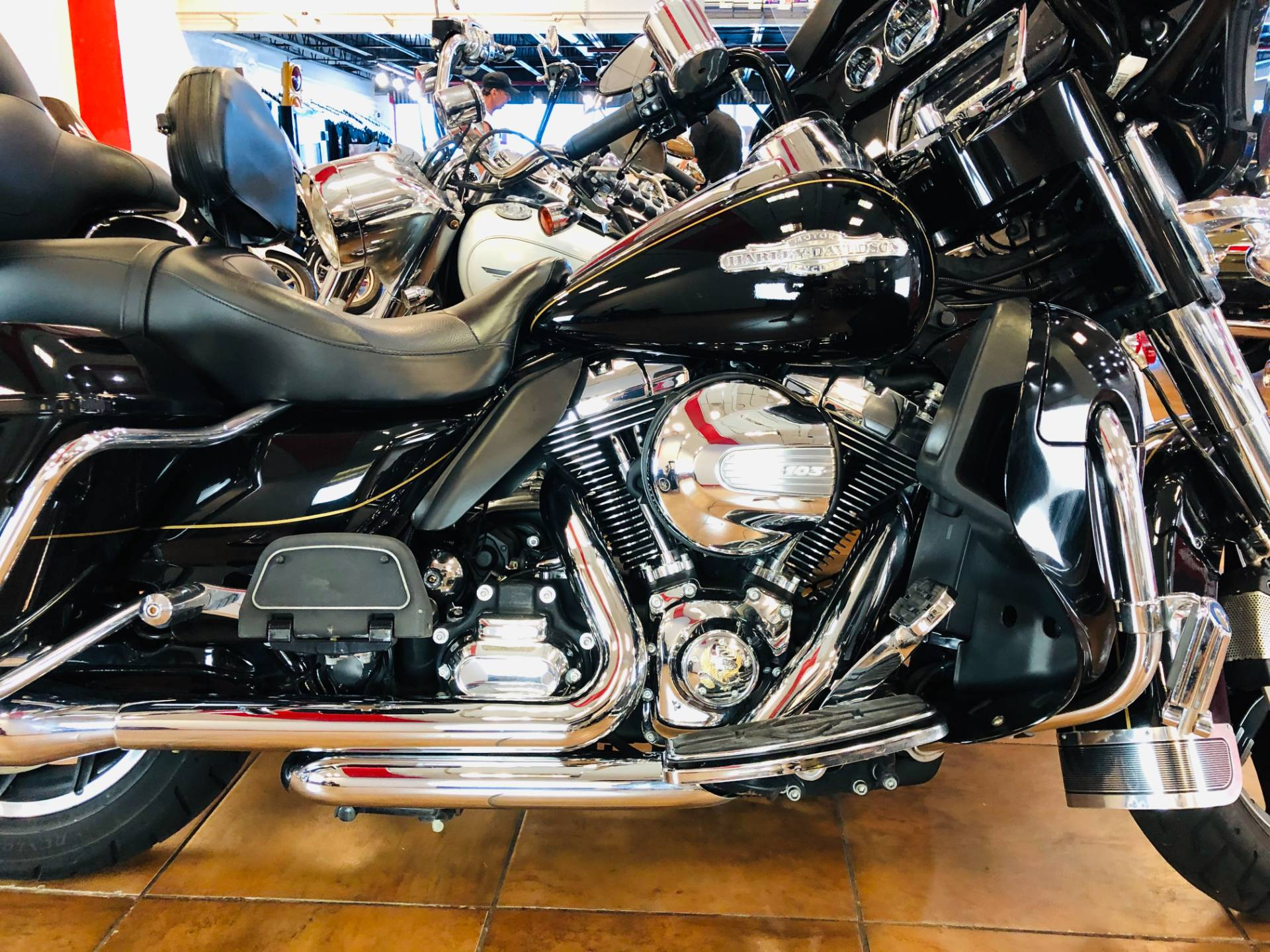 2014 Harley-Davidson Ultra Limited in Pinellas Park, Florida - Photo 6