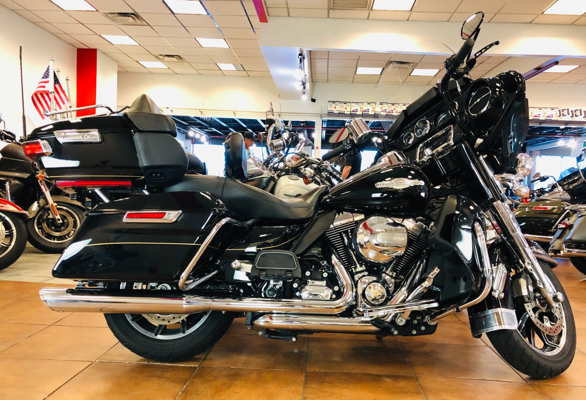 2014 Harley-Davidson Ultra Limited in Pinellas Park, Florida - Photo 1