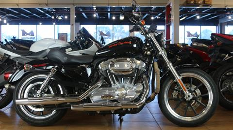 2013 Harley-Davidson Sportster® 883 SuperLow® in Pinellas Park, Florida - Photo 1