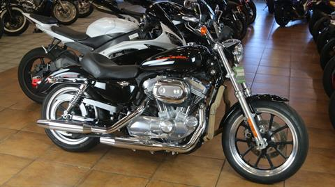 2013 Harley-Davidson Sportster® 883 SuperLow® in Pinellas Park, Florida - Photo 2