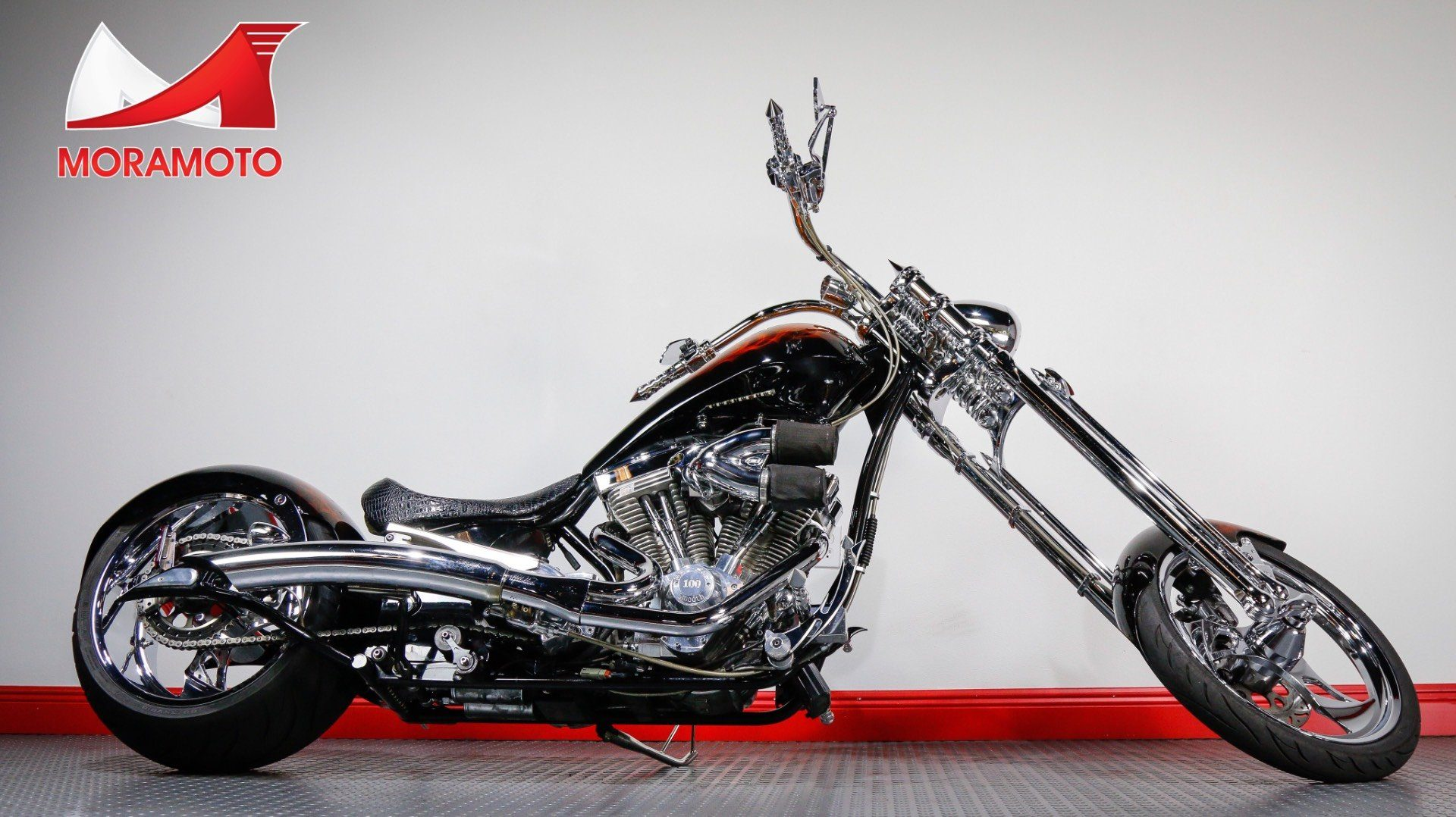 2009 Big Bear Choppers Sled Chopper 100 SMOOTH™ EFI Evolution in Pinellas Park, Florida