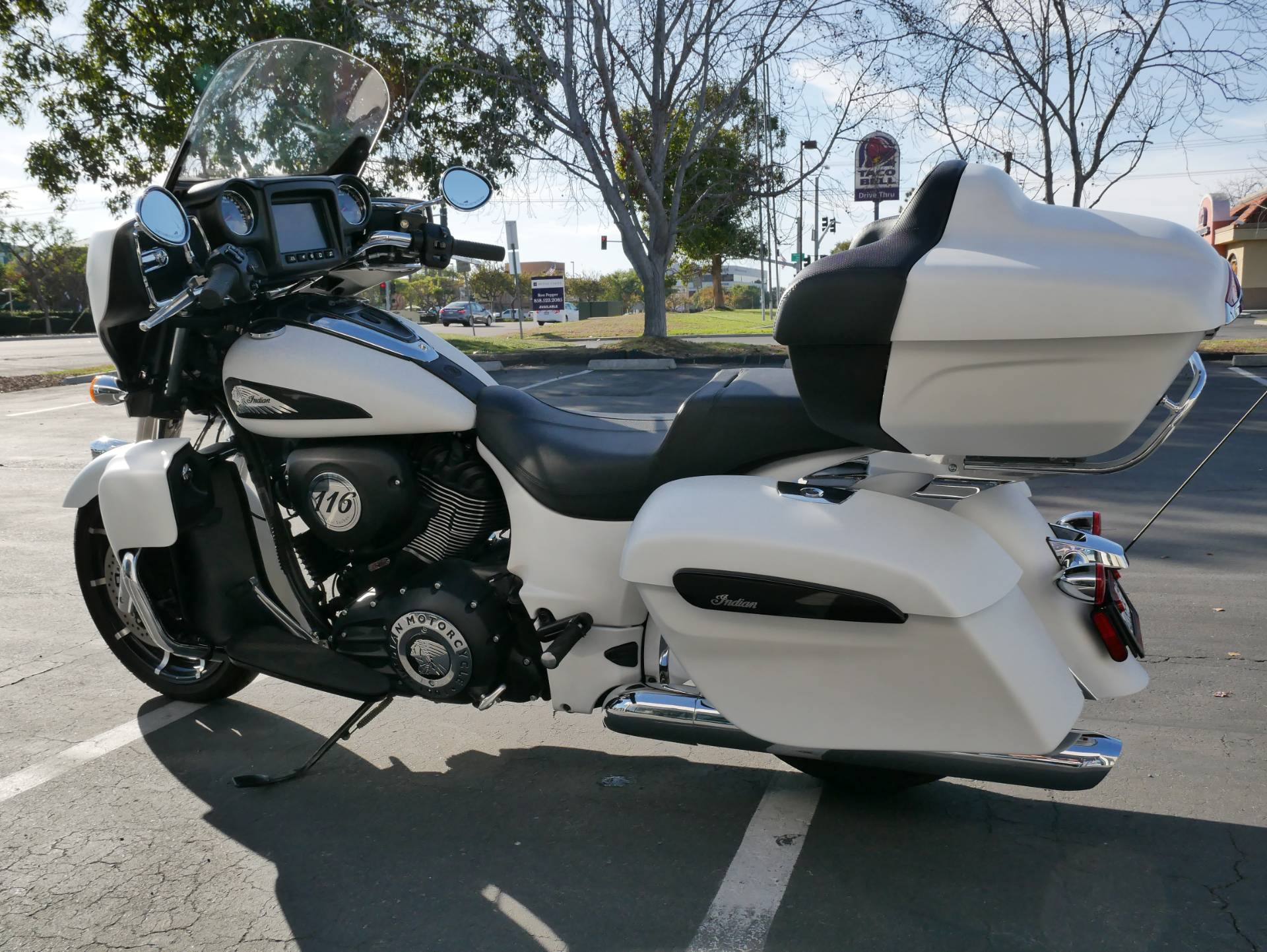 2020 Indian Roadmaster® Dark Horse® in San Diego, California - Photo 6