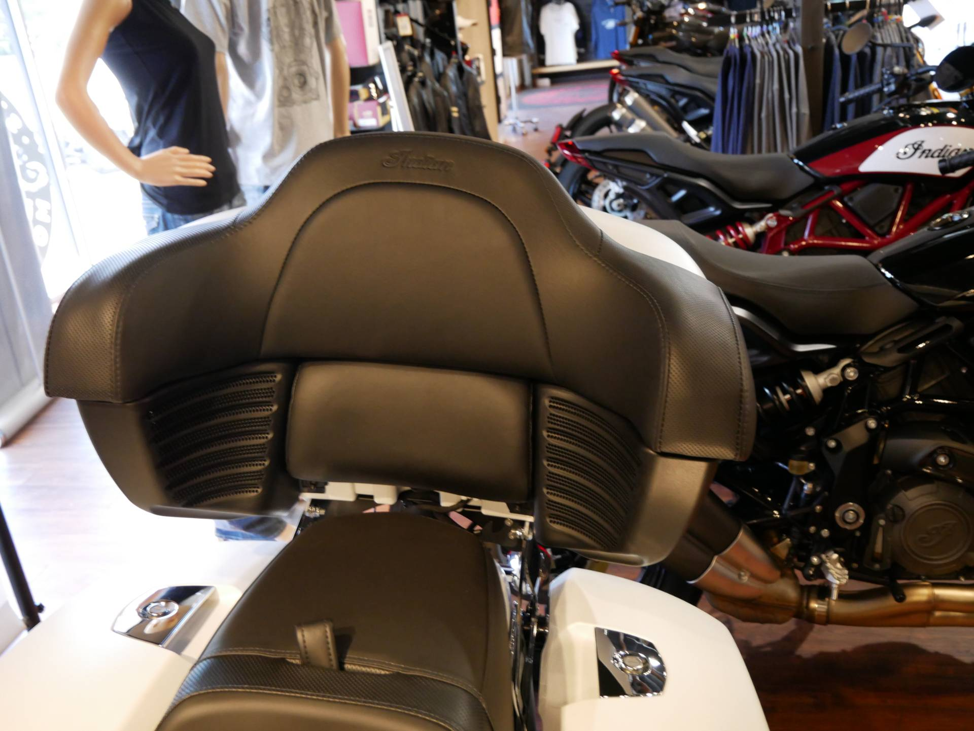 2020 Indian Roadmaster® Dark Horse® in San Diego, California - Photo 11