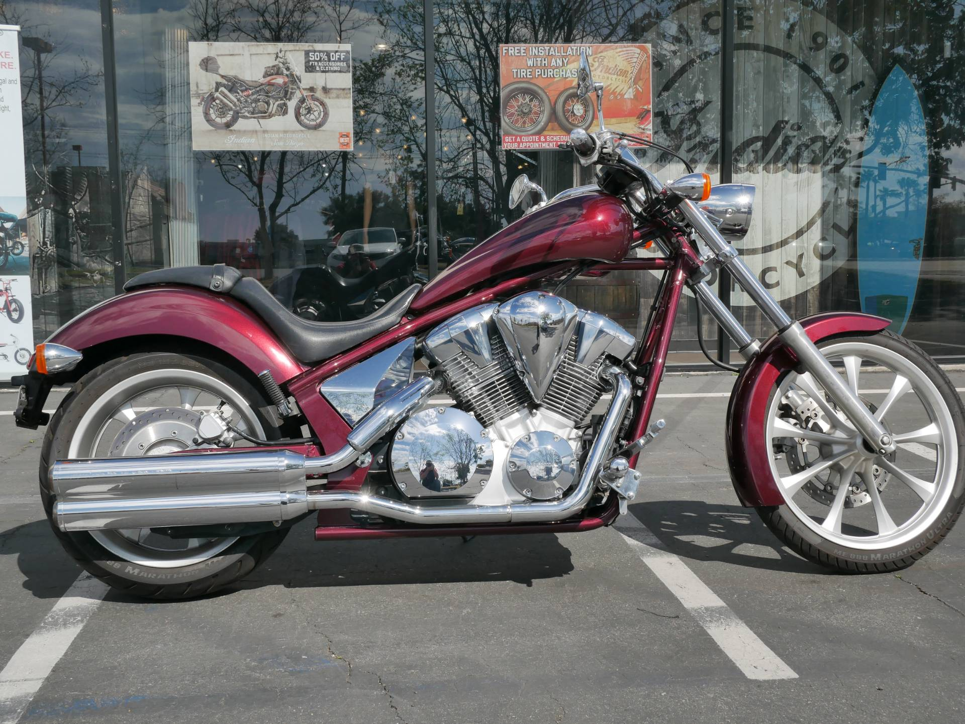 2010 Honda Fury™ in San Diego, California - Photo 1