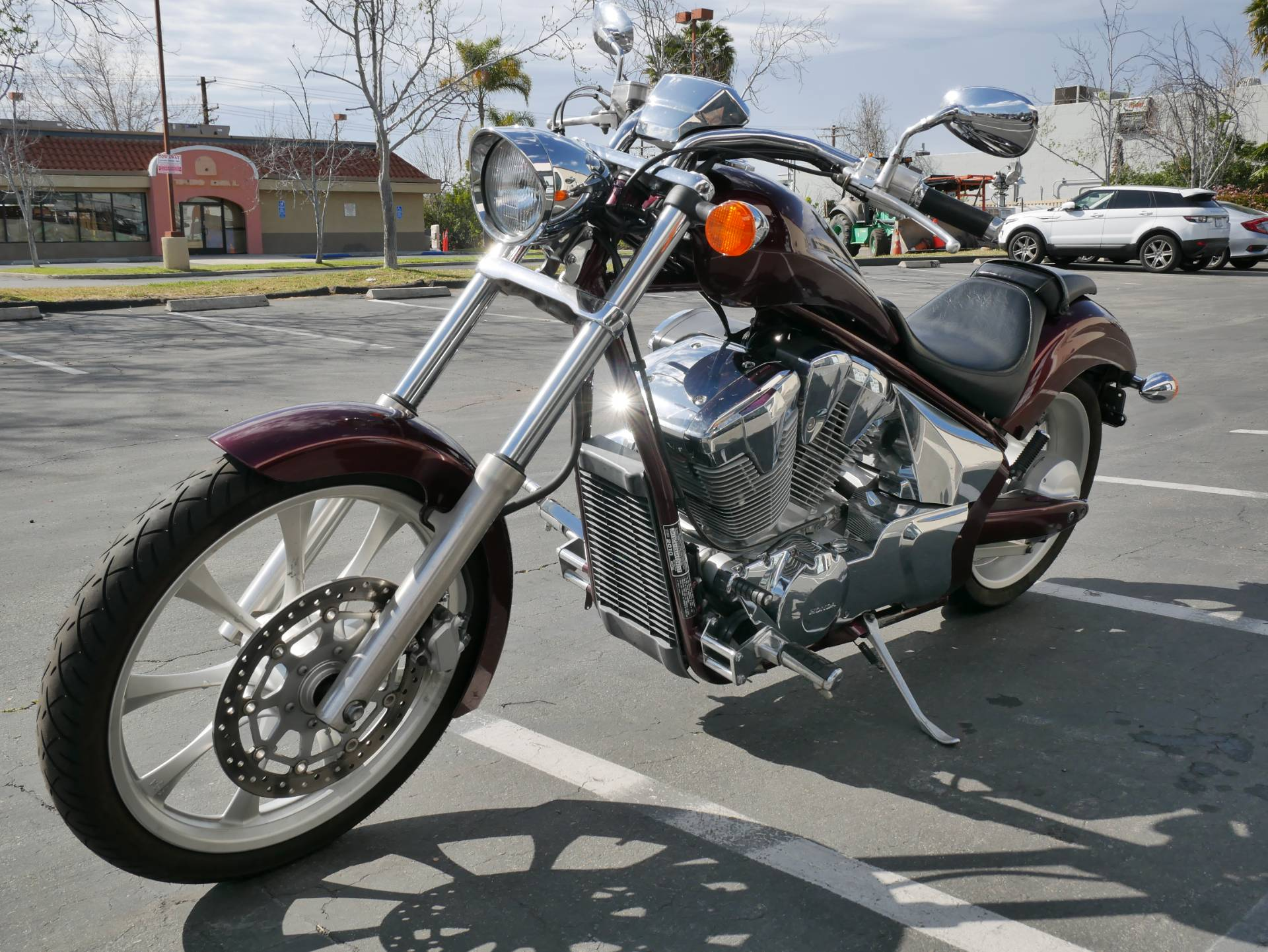 2010 Honda Fury™ in San Diego, California - Photo 7