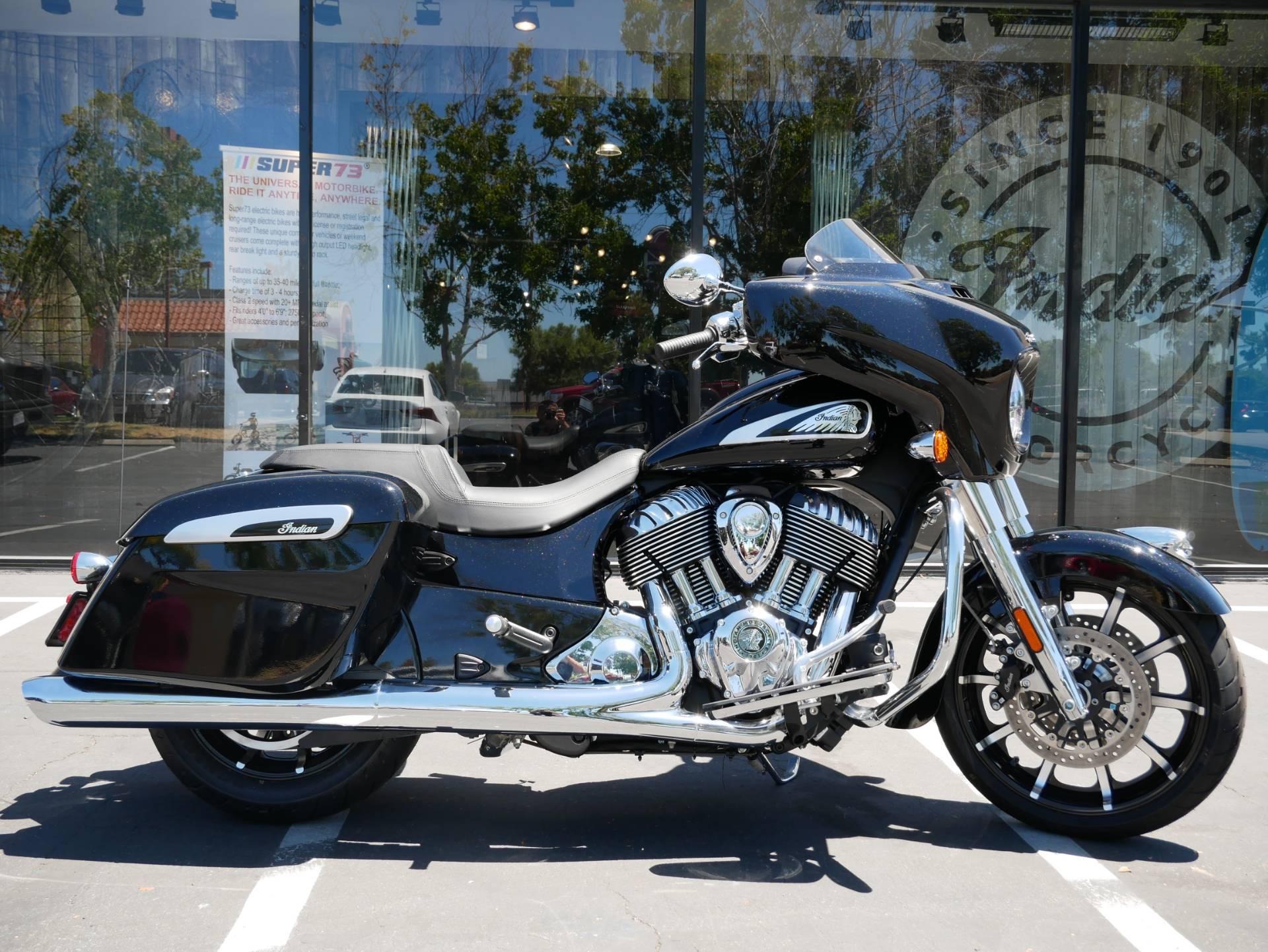 2020 Indian Chieftain® Limited in San Diego, California - Photo 1