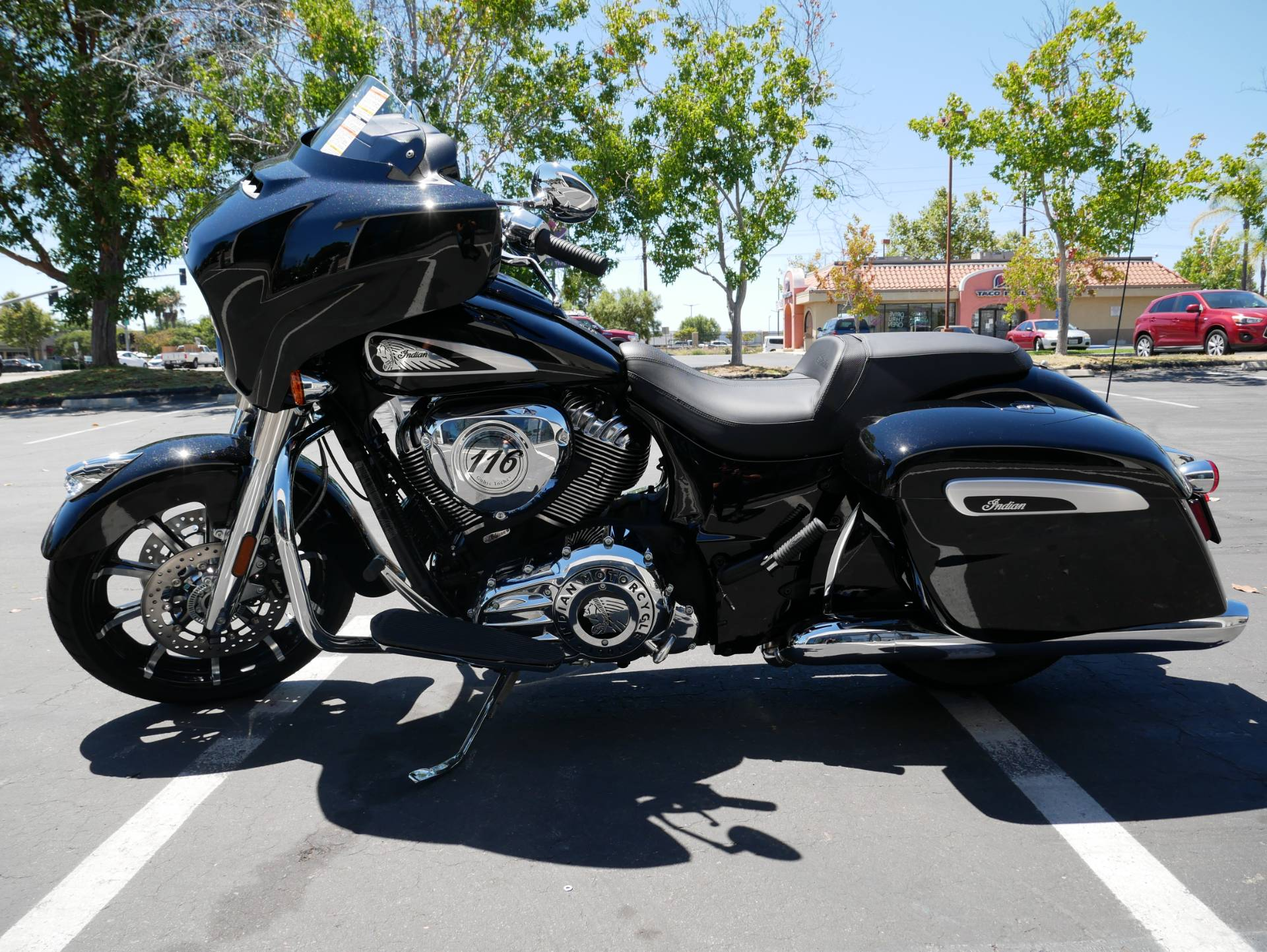 2020 Indian Chieftain® Limited in San Diego, California - Photo 10