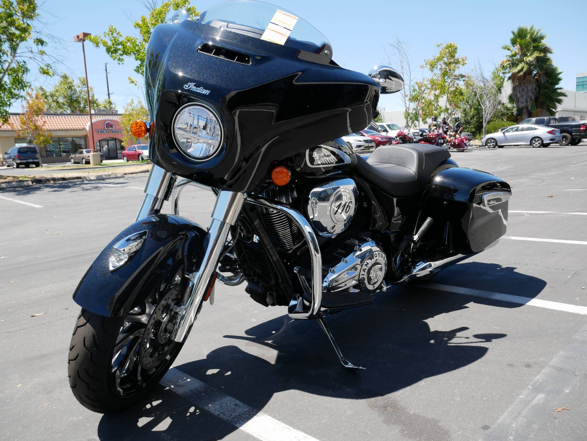 2020 Indian Chieftain® Limited in San Diego, California - Photo 12