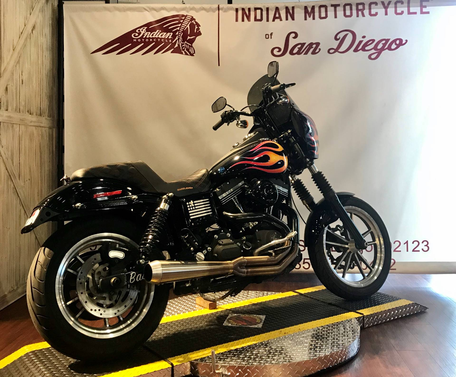 2017 Harley-Davidson Street Bob® in San Diego, California - Photo 2
