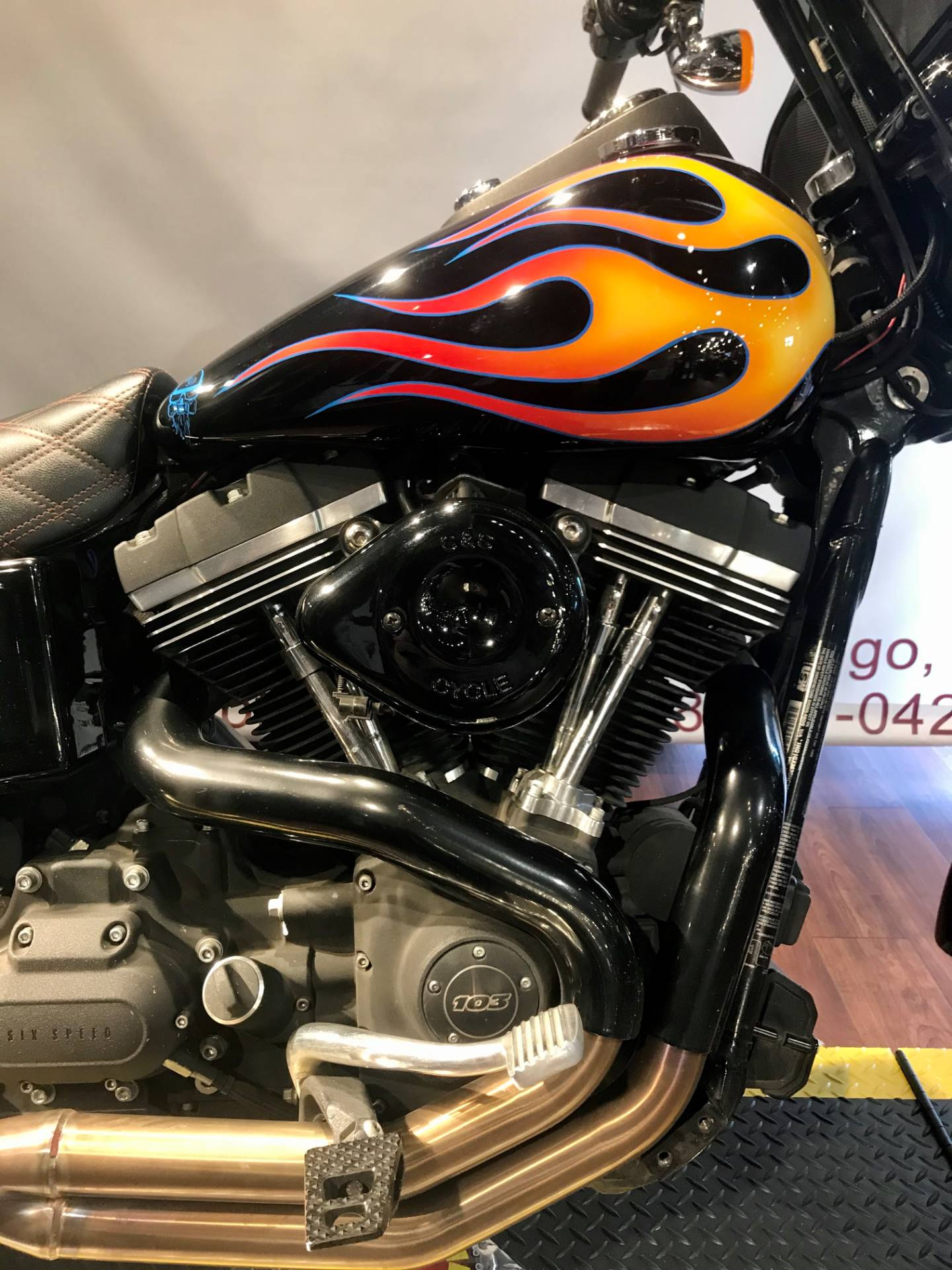 2017 Harley-Davidson Street Bob® in San Diego, California - Photo 13
