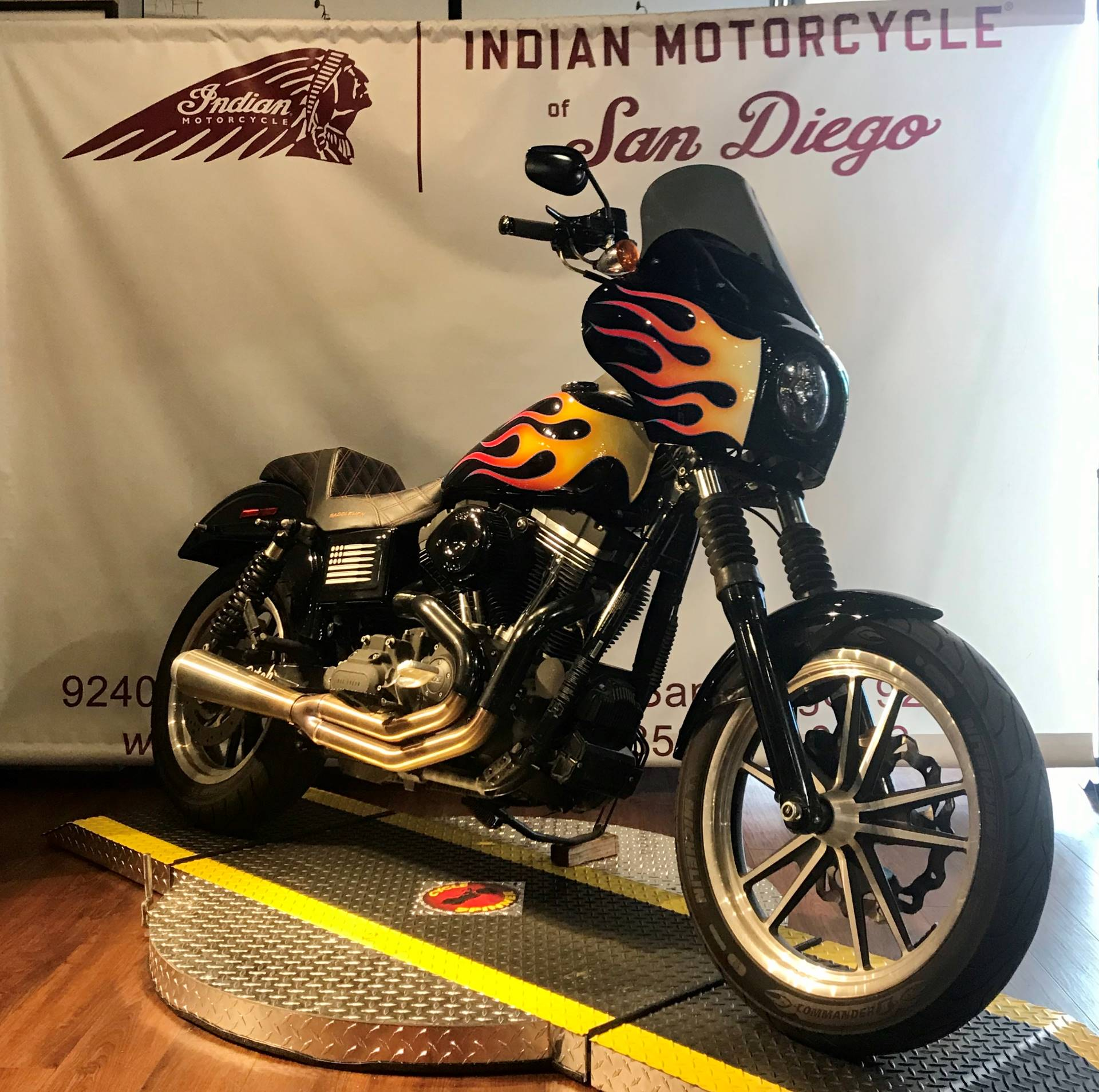 2017 Harley-Davidson Street Bob® in San Diego, California - Photo 8