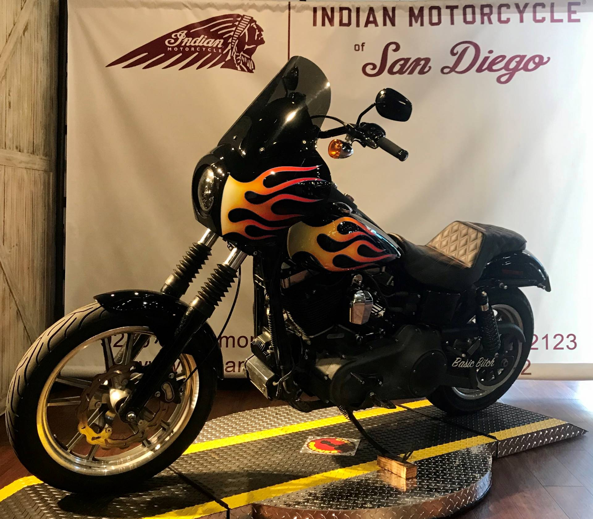 2017 Harley-Davidson Street Bob® in San Diego, California - Photo 6