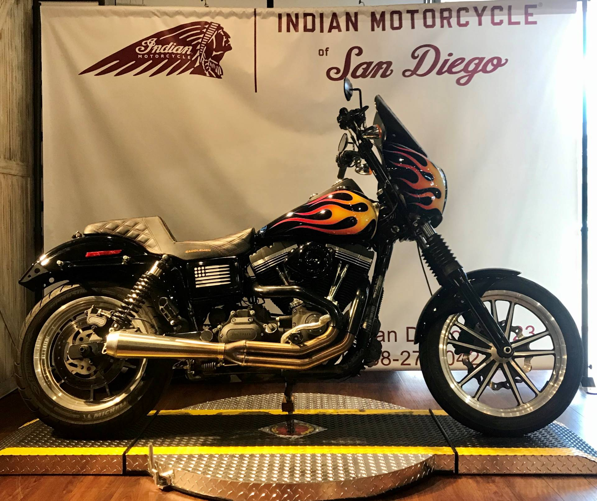 2017 Harley-Davidson Street Bob® in San Diego, California - Photo 1