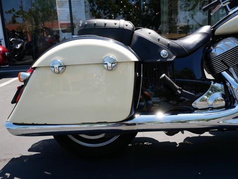 2019 Indian Chieftain® Classic ABS in San Diego, California - Photo 5