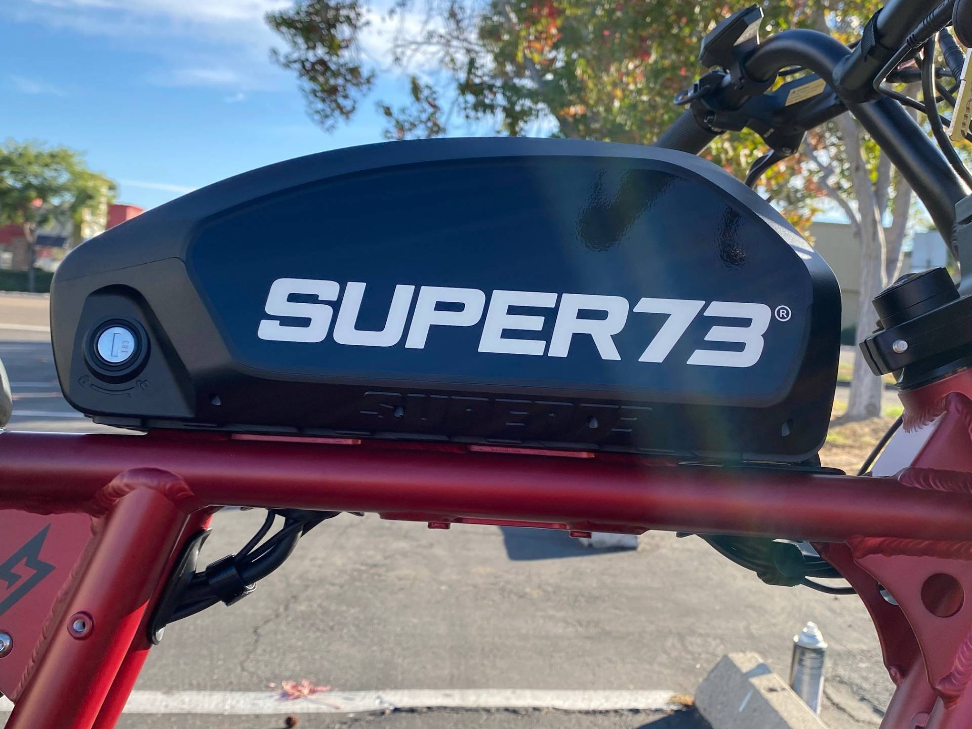 2020 Super 73 SUPER73-RX in San Diego, California - Photo 4