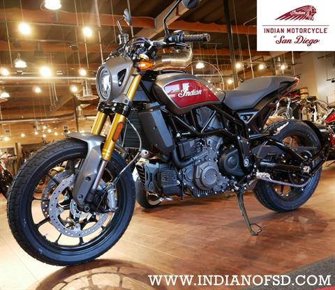 2019 Indian FTR™ 1200 S in San Diego, California - Photo 1