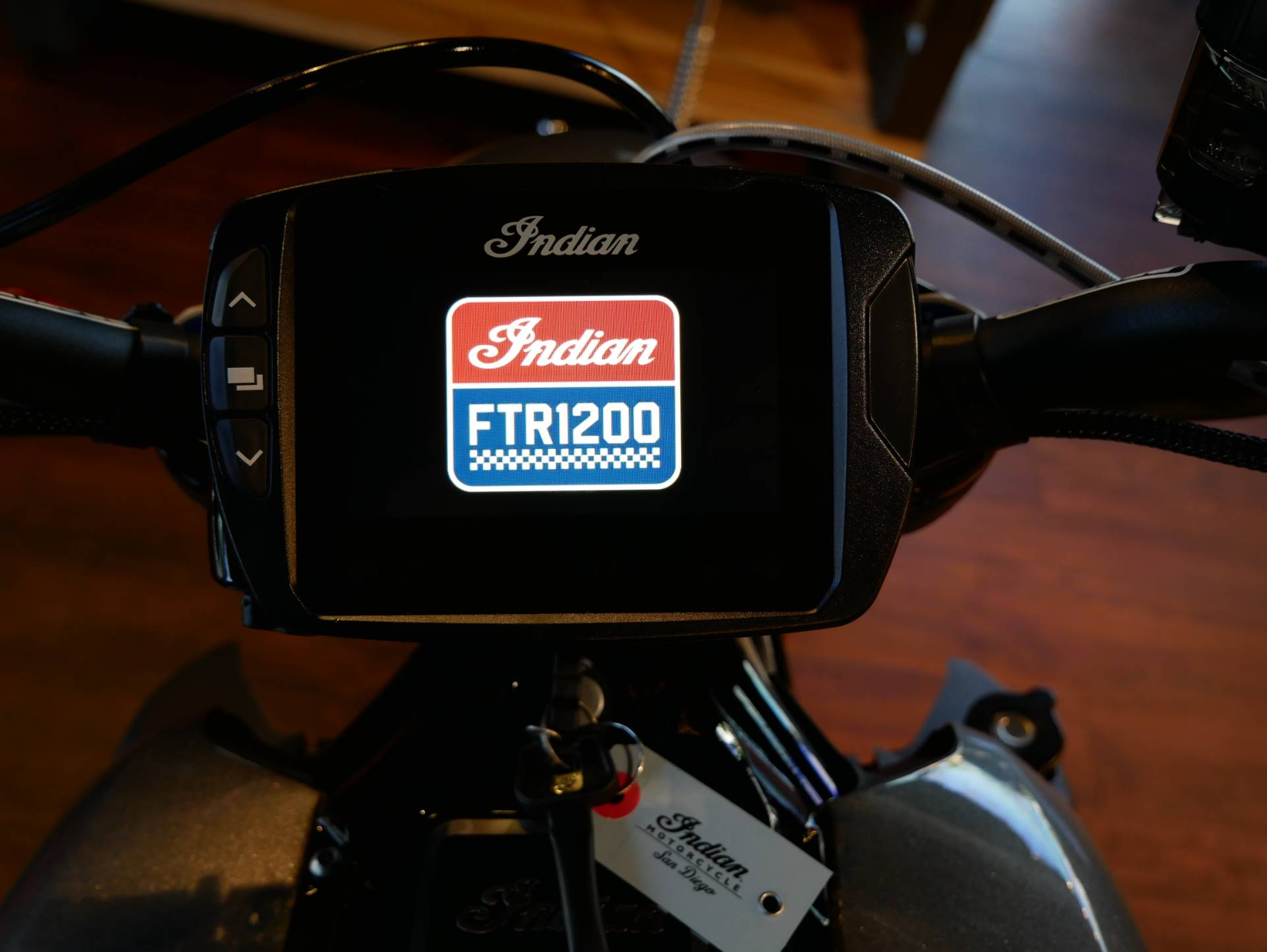 2019 Indian FTR™ 1200 S in San Diego, California - Photo 9