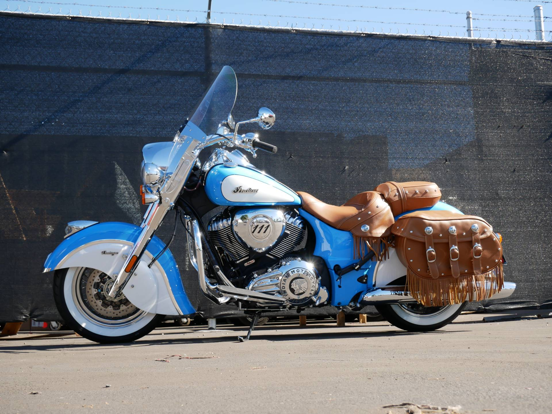 2019 Indian Chief® Vintage ABS in San Diego, California - Photo 1