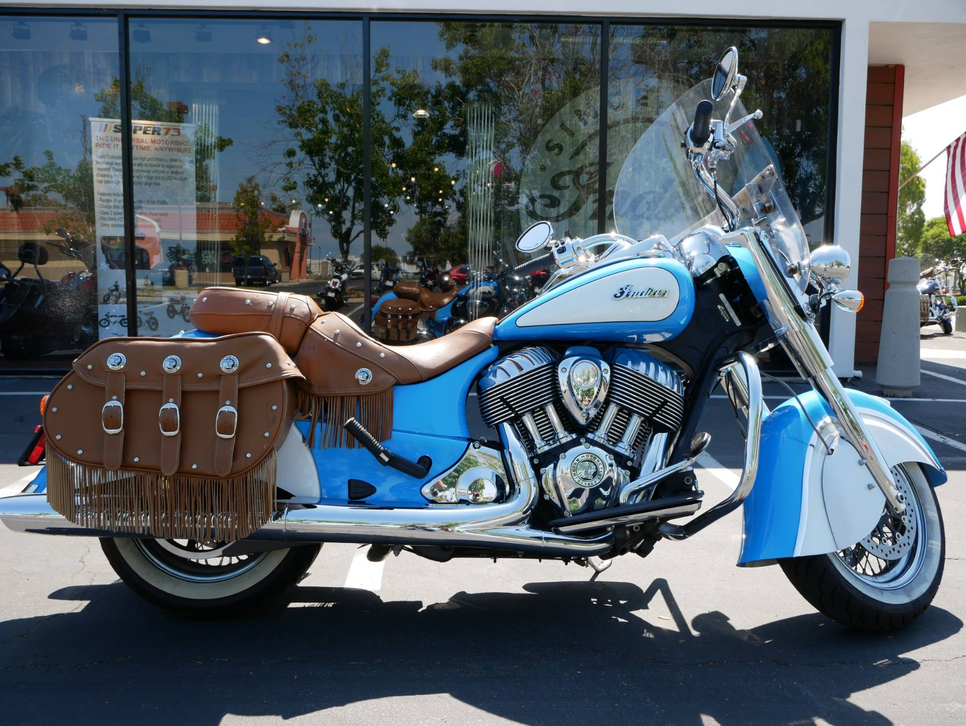 2019 Indian Chief® Vintage ABS in San Diego, California - Photo 2