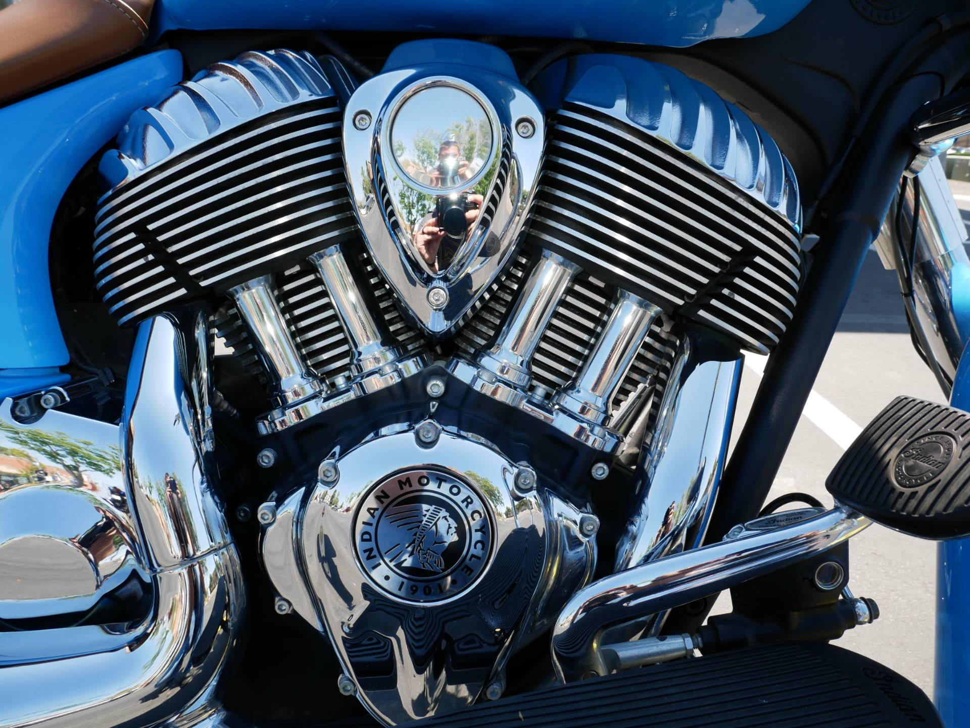 2019 Indian Chief® Vintage ABS in San Diego, California - Photo 6