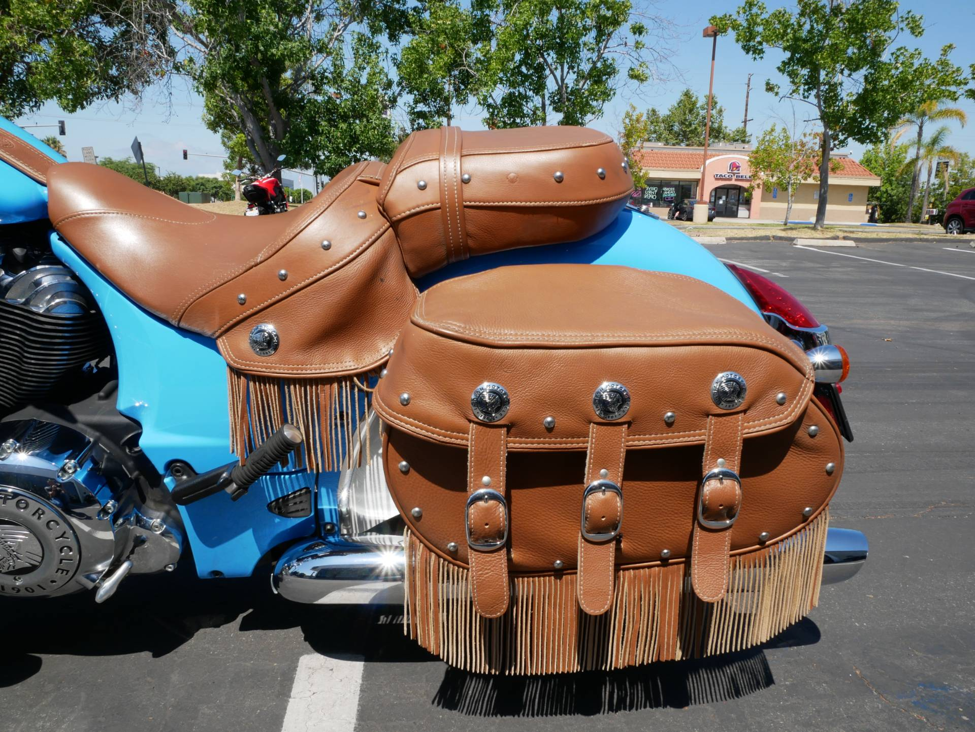 2019 Indian Chief® Vintage ABS in San Diego, California - Photo 10