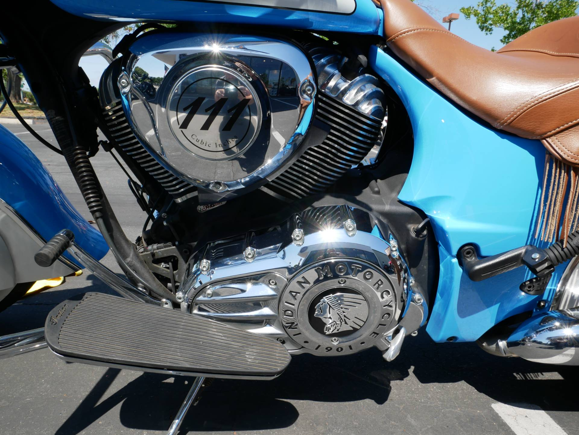 2019 Indian Chief® Vintage ABS in San Diego, California - Photo 11