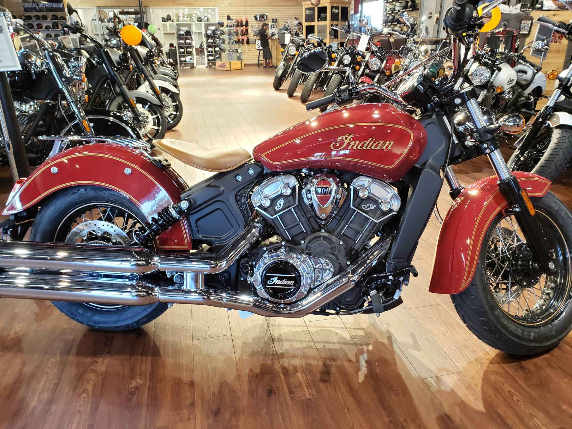 2020 Indian Scout® 100th Anniversary in San Diego, California - Photo 2