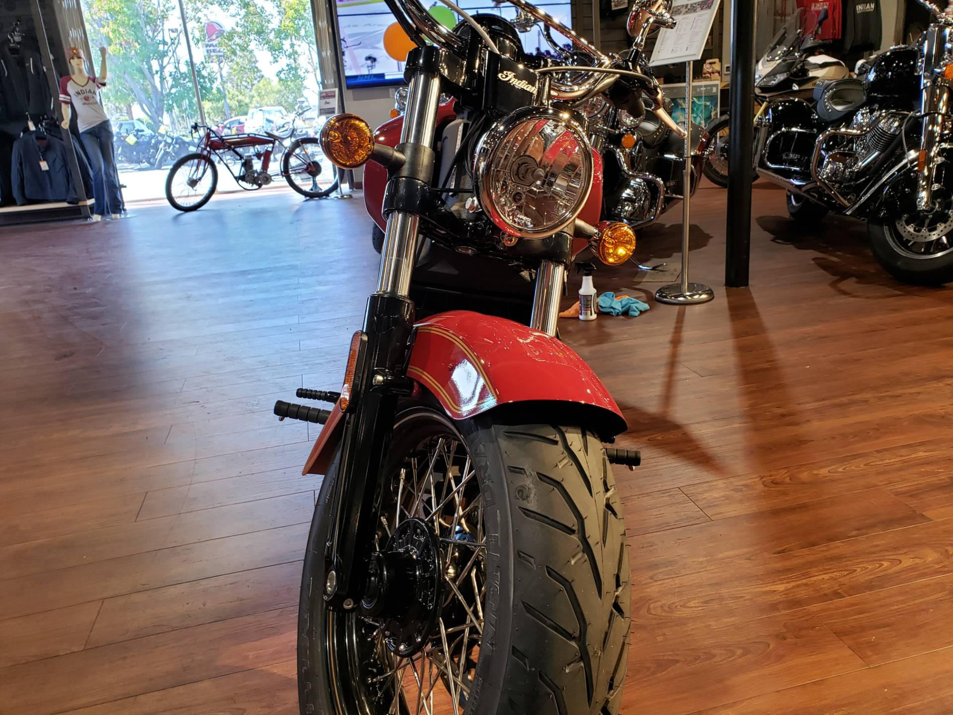 2020 Indian Scout® 100th Anniversary in San Diego, California - Photo 10