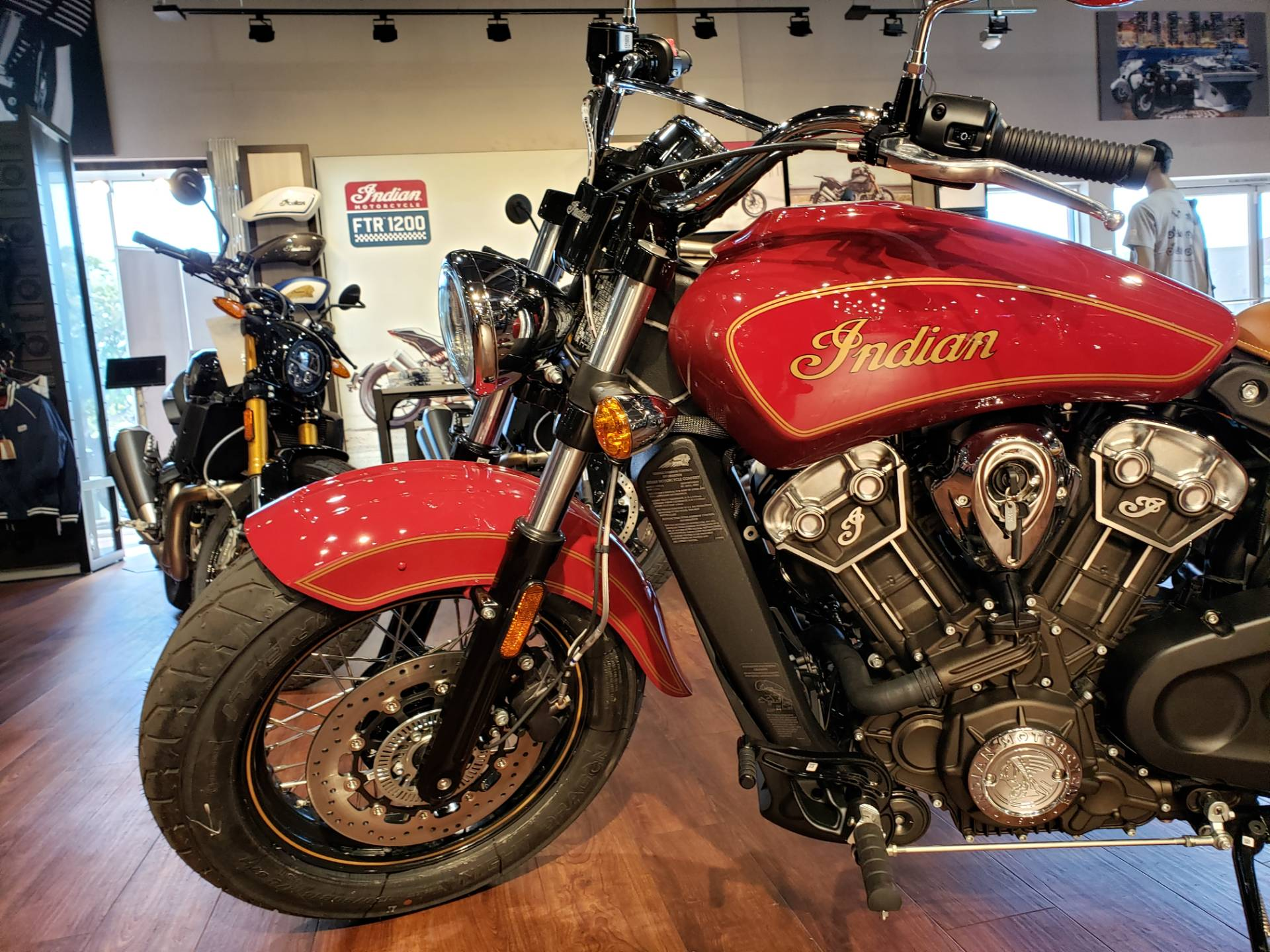2020 Indian Scout® 100th Anniversary in San Diego, California - Photo 12