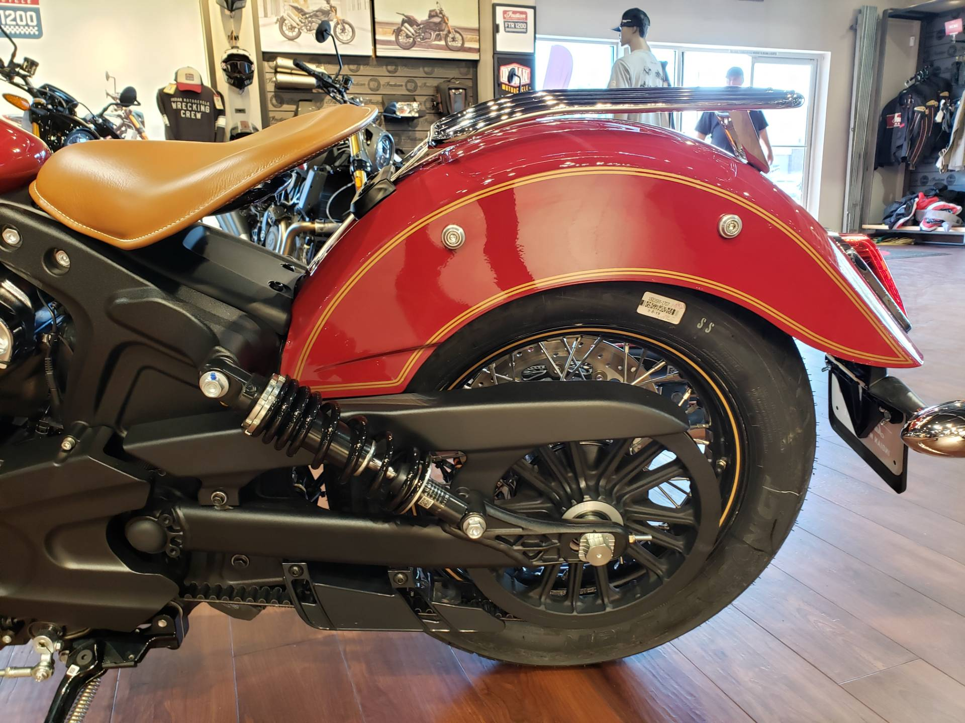 2020 Indian Scout® 100th Anniversary in San Diego, California - Photo 14