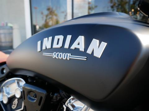 2021 Indian Scout® Bobber ABS in San Diego, California - Photo 4