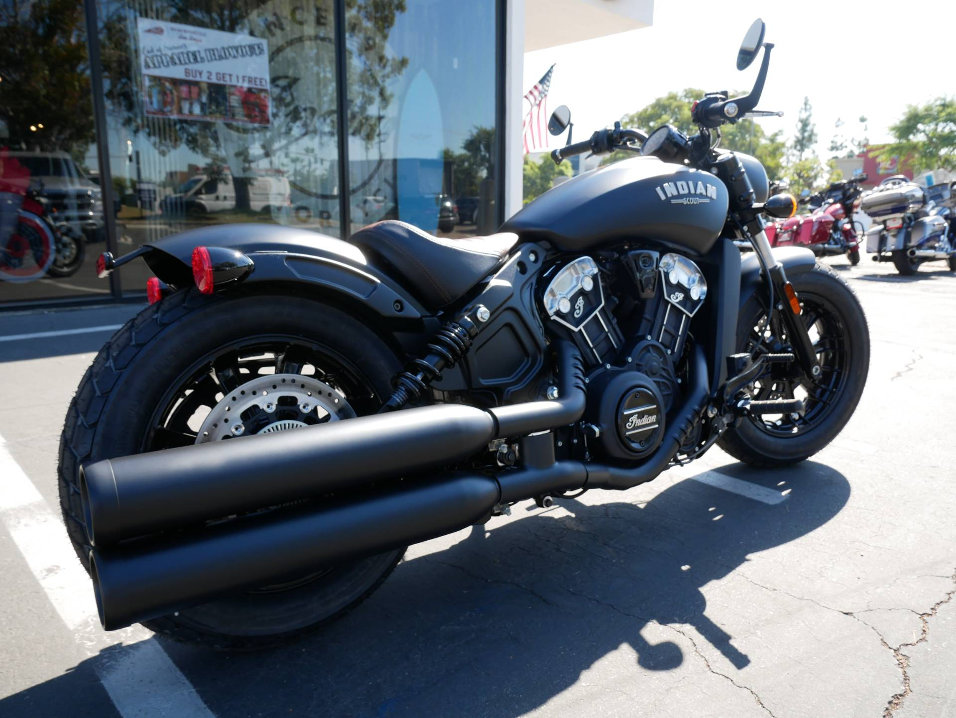 2021 Indian Scout® Bobber ABS in San Diego, California - Photo 6