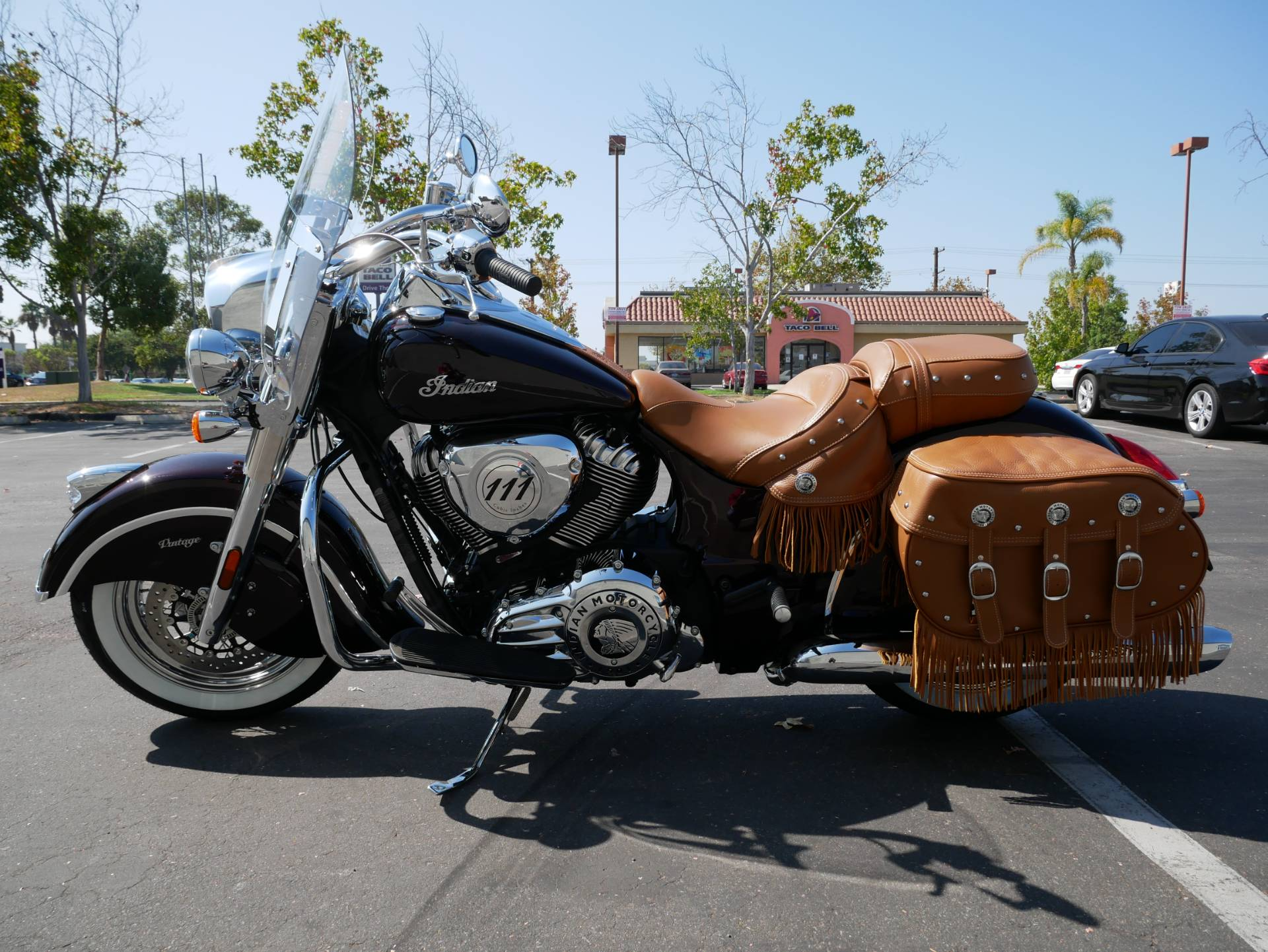 2021 Indian Vintage in San Diego, California - Photo 9