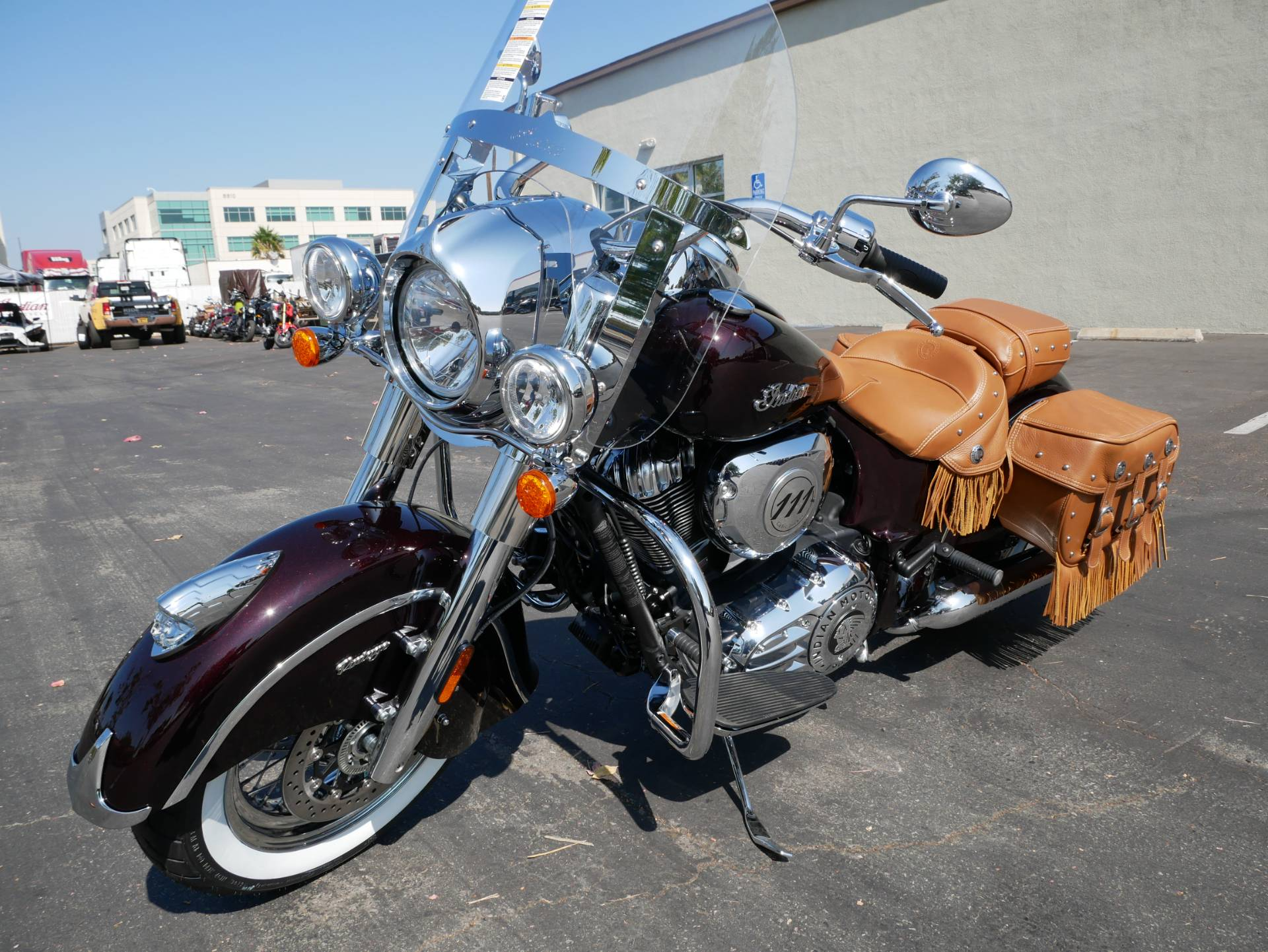 2021 Indian Vintage in San Diego, California - Photo 12