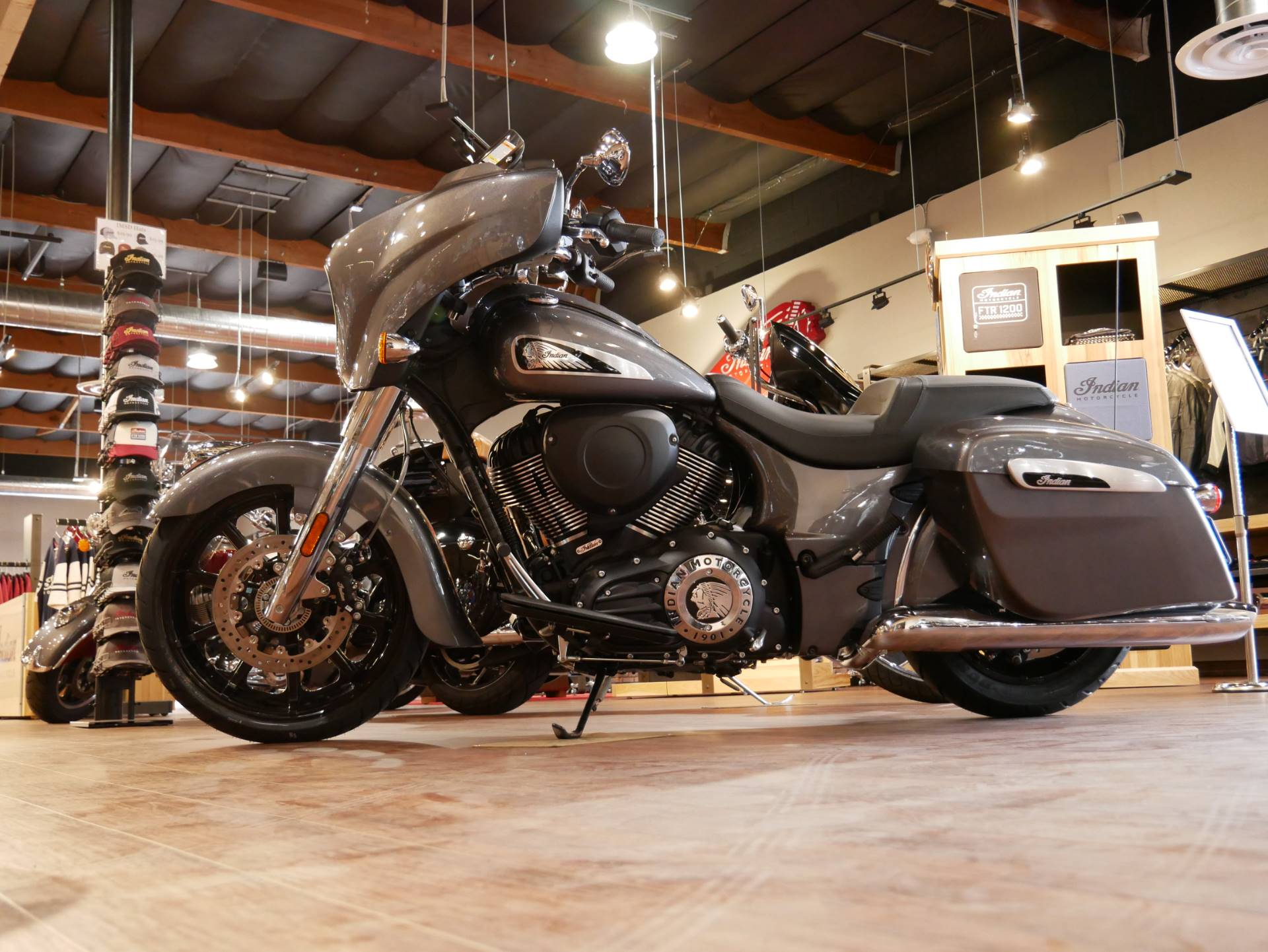2019 Indian Chieftain® ABS in San Diego, California - Photo 1