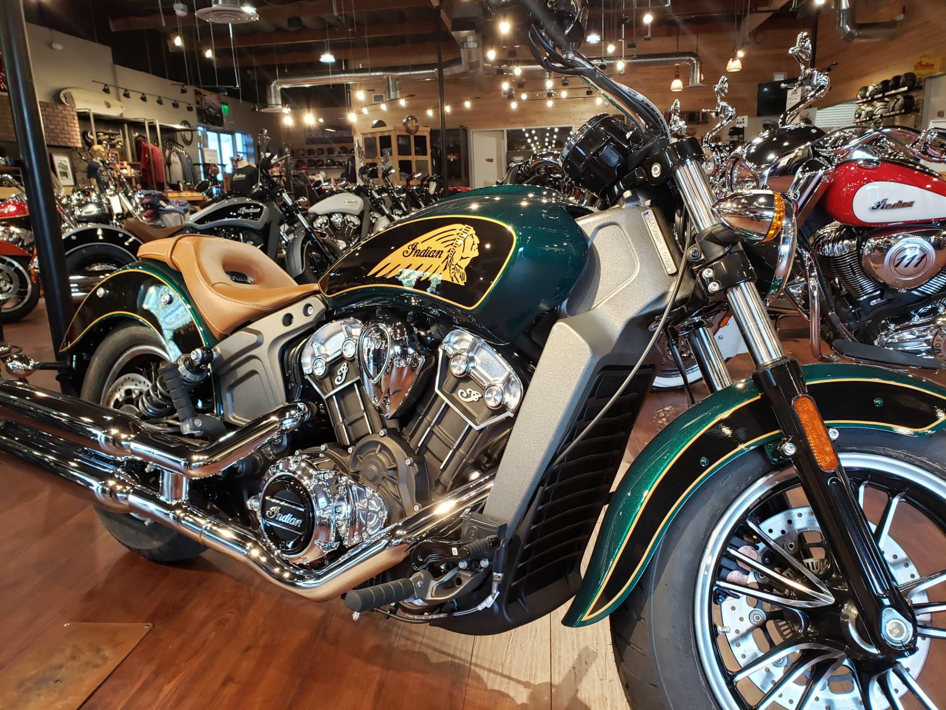 2020 Indian Scout® ABS in San Diego, California - Photo 1