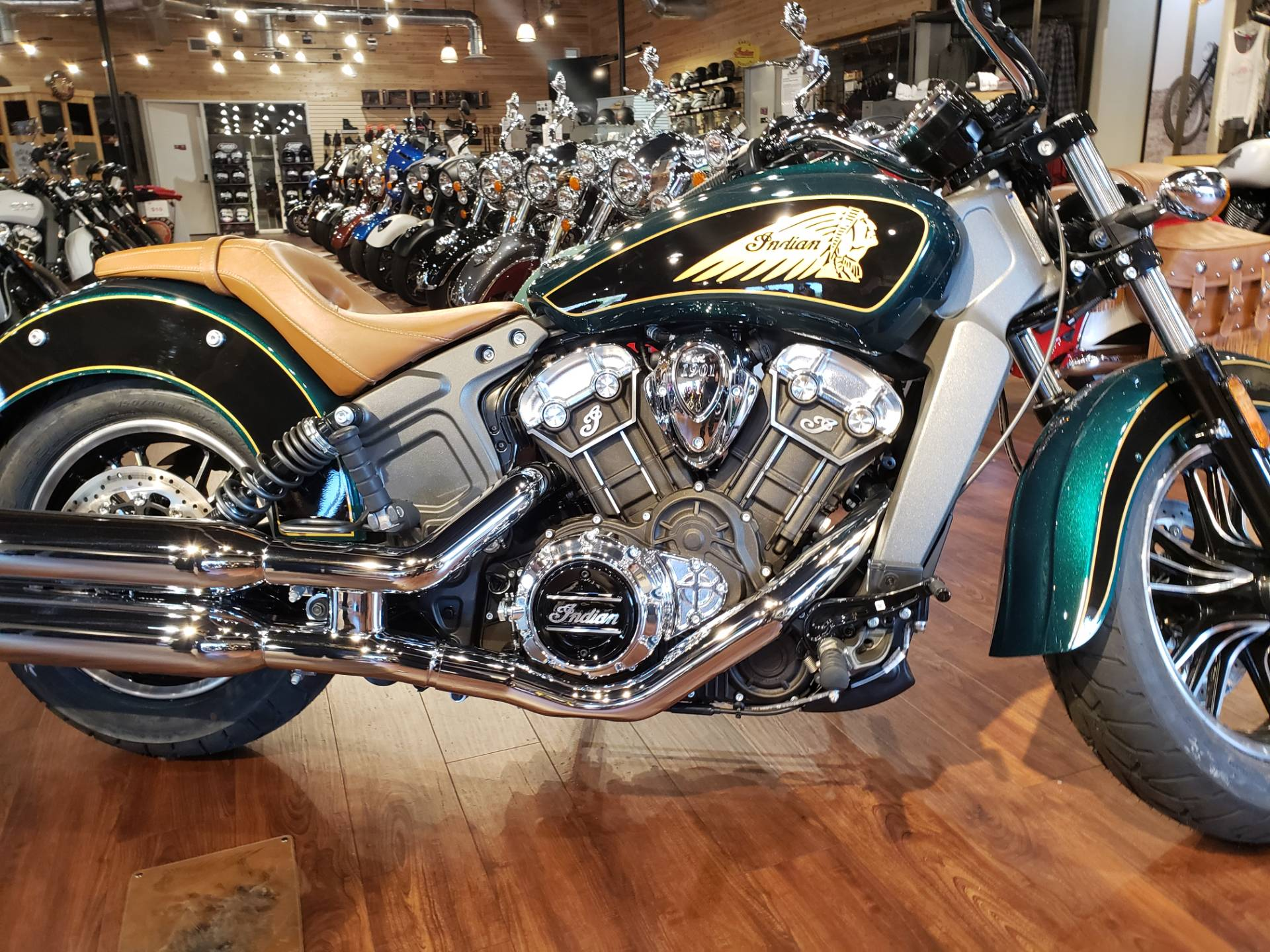 2020 Indian Scout® ABS in San Diego, California - Photo 3