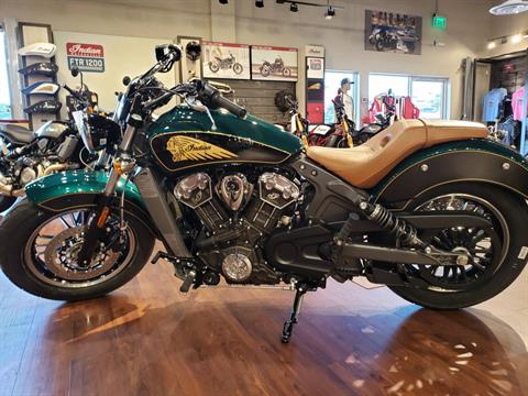 2020 Indian Scout® ABS in San Diego, California - Photo 8