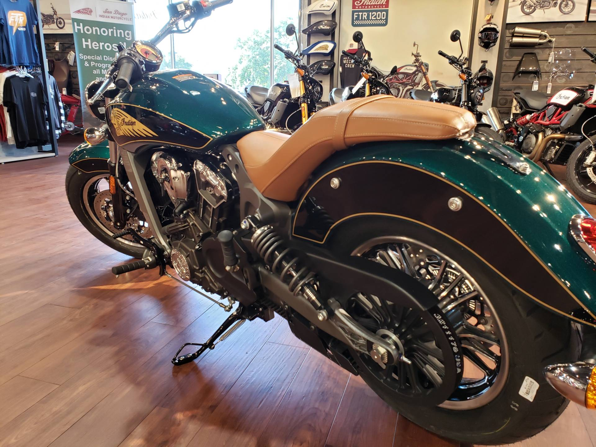 2020 Indian Scout® ABS in San Diego, California - Photo 10