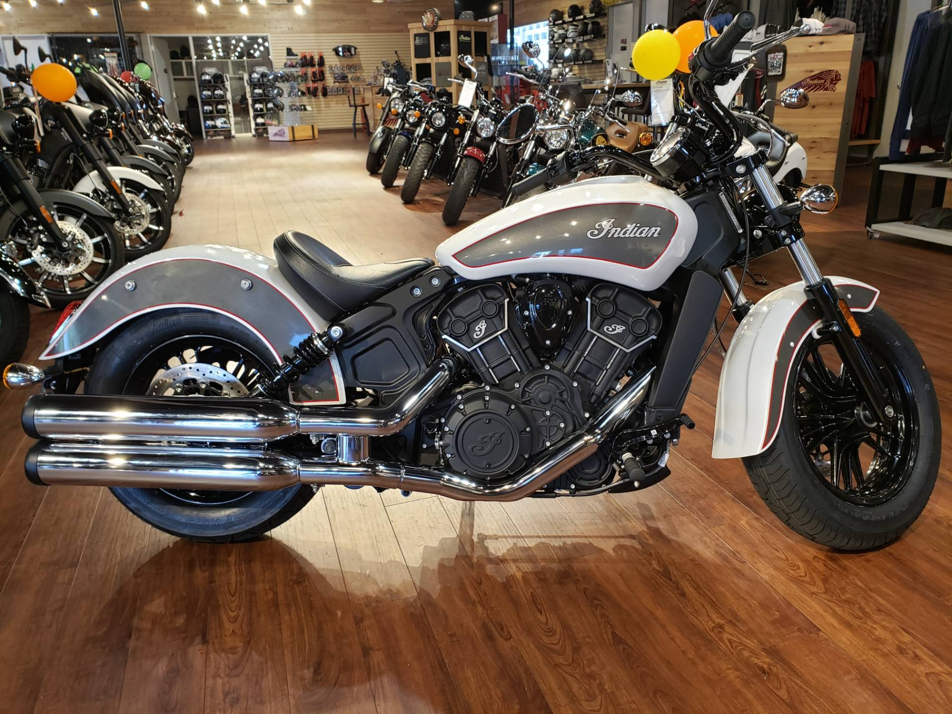 2020 Indian Scout® Sixty ABS in San Diego, California - Photo 2