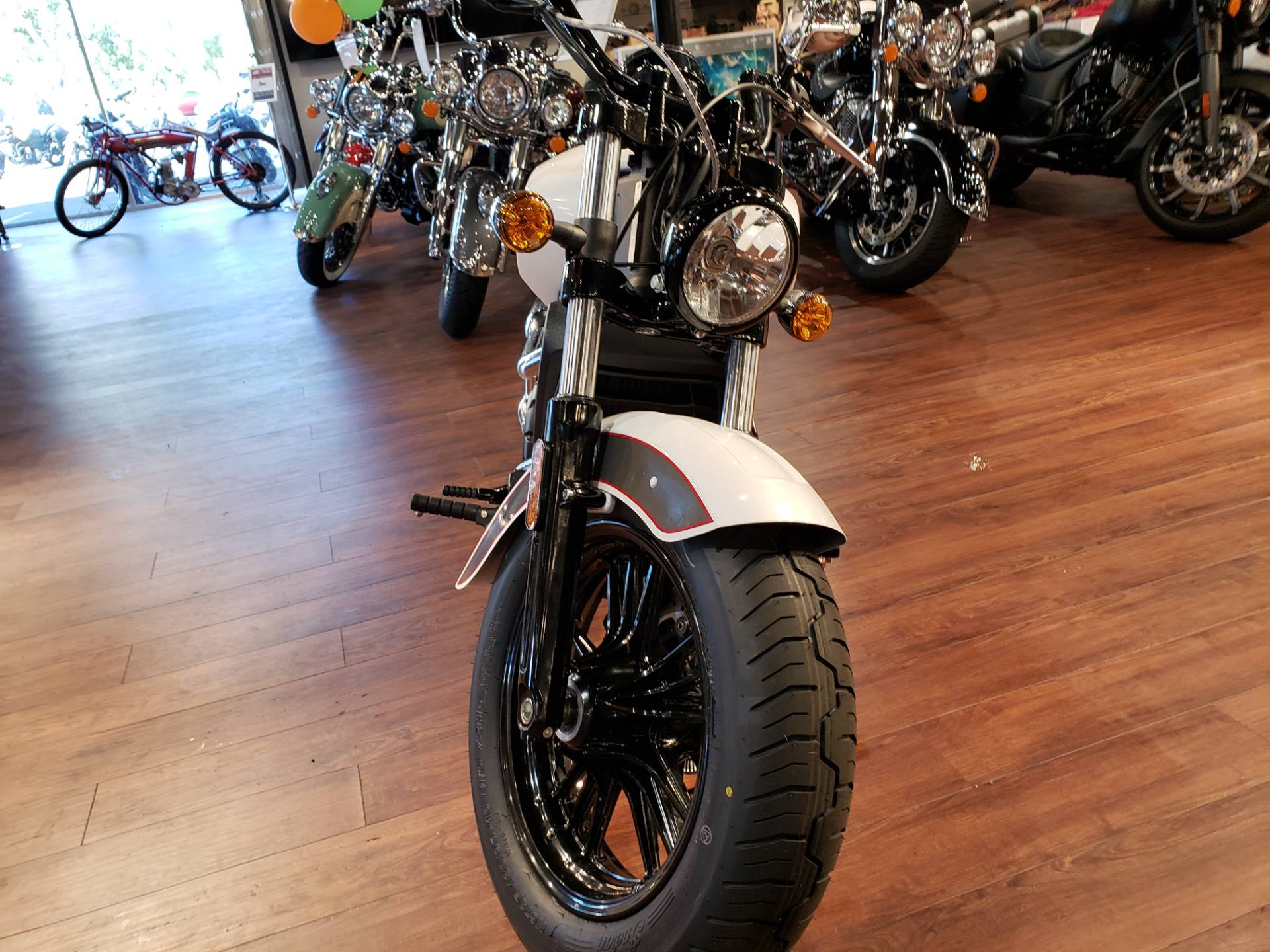 2020 Indian Scout® Sixty ABS in San Diego, California - Photo 8