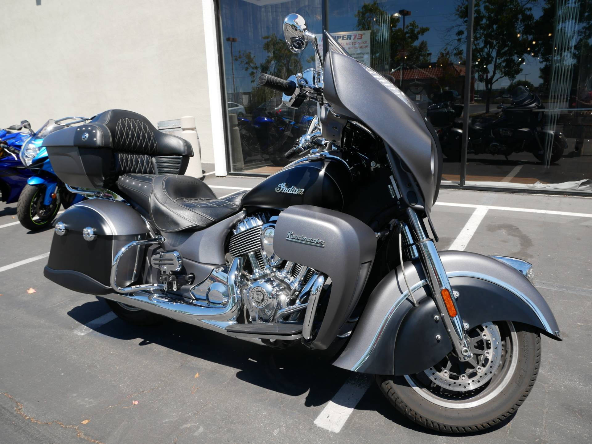 2019 Indian Roadmaster® ABS in San Diego, California - Photo 2